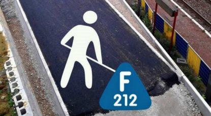 F212 - Autoroute cycliste Asse-Bruxelles