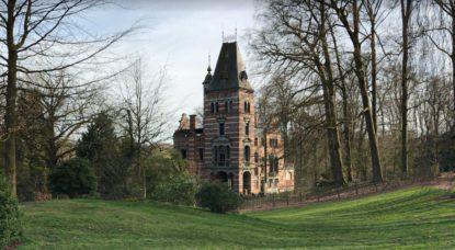 Château Tournay-Solvay - Watermael-Boitsfort - Google Street View
