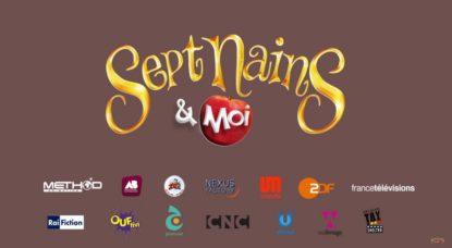 Logo - Sept Nains et Moi