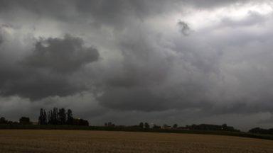 Un temps très nuageux mais plus sec