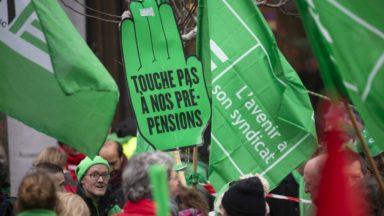 Le point sur la journée d'actions syndicales de ce vendredi : peu de perturbations à Bruxelles