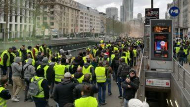 55.000 euros de dégâts matériels lors de la première manifestation des gilets jaunes