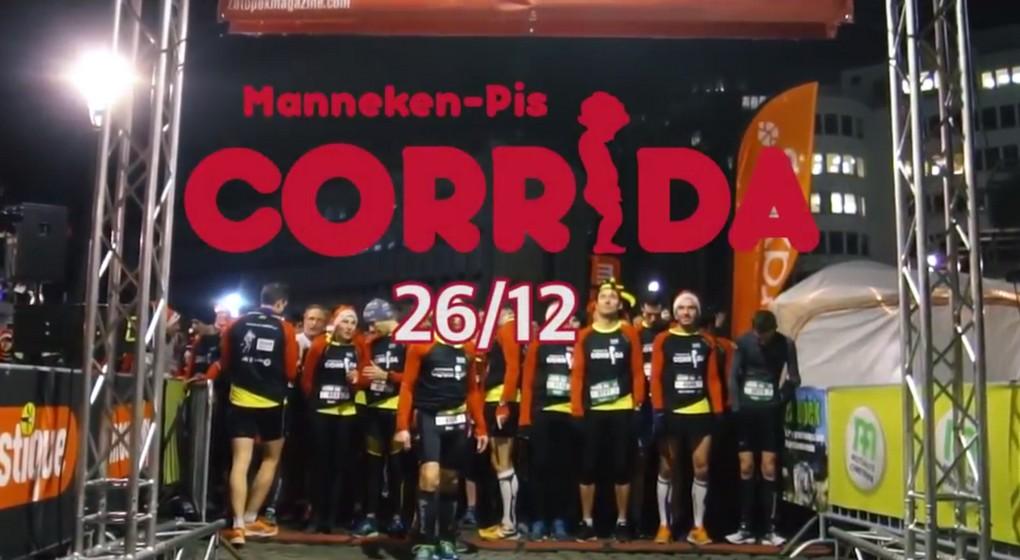 Manneken Pis Corrida 2018 - Logo