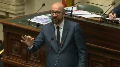 Pacte migratoire : Charles Michel ira à Marrakech, obligé à titre personnel par le parlement