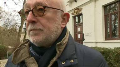 Michel Colson, l'ancien président du CPAS de Watermael-Boitsfort, prend sa retraite politique