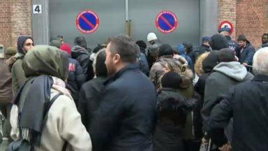 En Belgique, le traitement d'une demande d'asile prend trois mois de plus