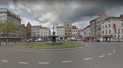 Place Rouppe - Bruxelles