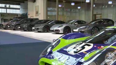 Voitures de rallye, sportives ou ancêtres : Porsche s'expose à Autoworld