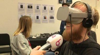 Réalité virtuelle - Oculus Rift - BX1