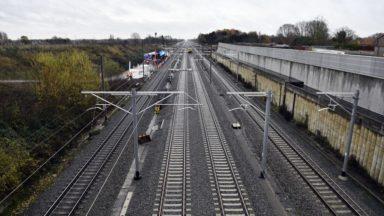 Toujours trop de comportements risqués près des voies ferrées