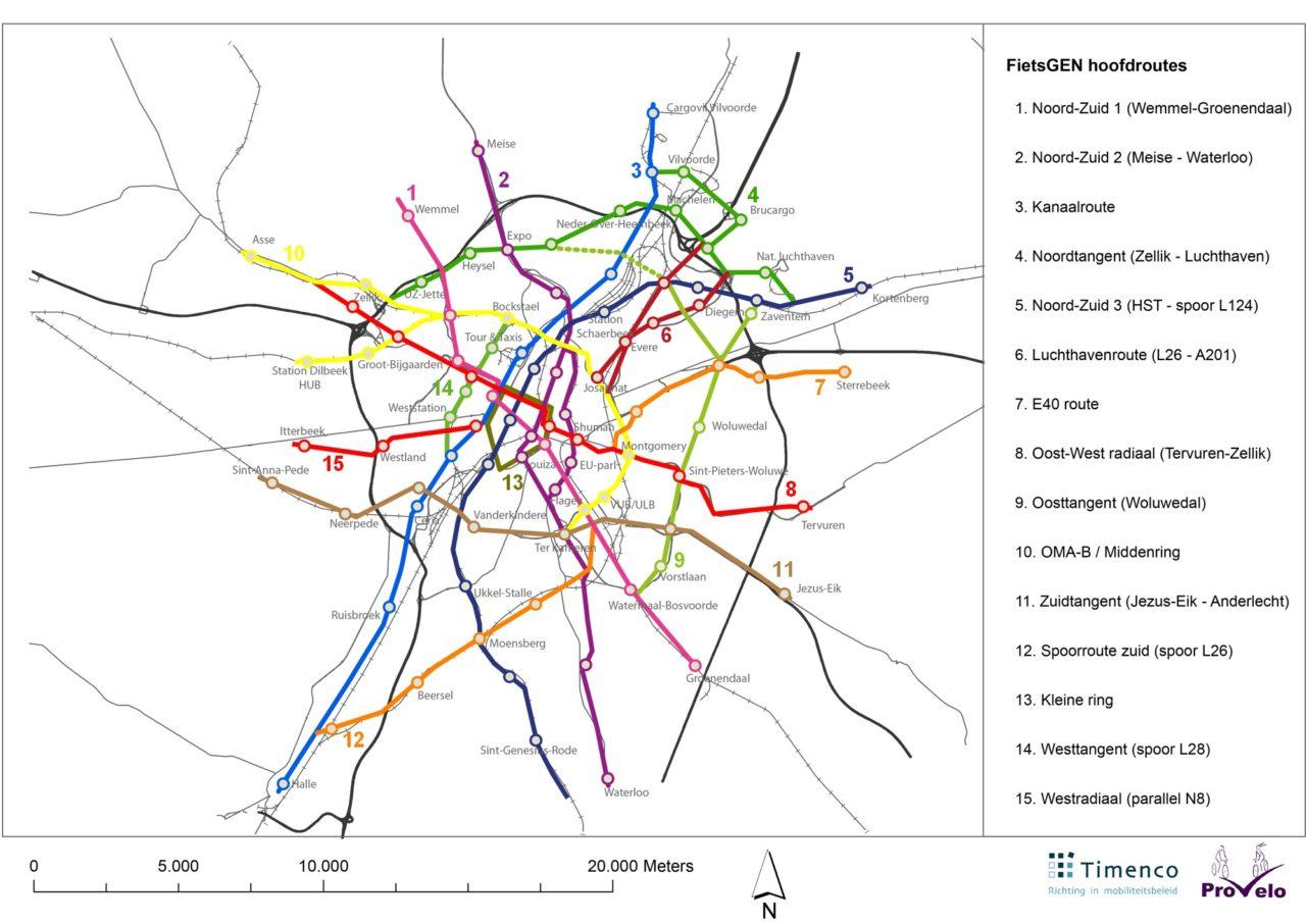 RER Vélo Bruxelles