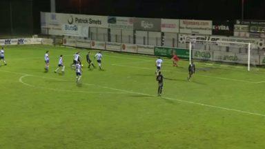 D1 amateurs : le RWDM s'impose de justesse face à la lanterne rouge, Heist (2-3)