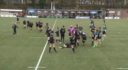 Rugby féminin - Kituro - Coq Mosan