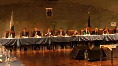 Le nouveau conseil communal de Woluwe-Saint-Pierre est installé (infographie)