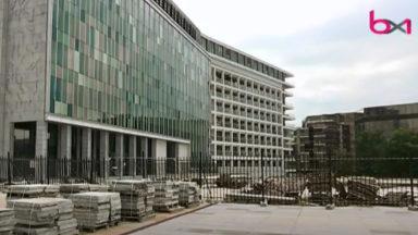 Un QG sécurité vide qui coûte cher à la Région bruxelloise
