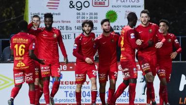 Division 1B : l'Union Saint-Gilloise subit sa première défaite de la deuxième tranche à Tubize (2-0)