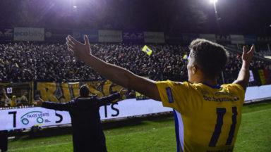 Croky Cup : l'Union Saint-Gilloise élimine Knokke (3-2) et affrontera Genk en quarts de finale