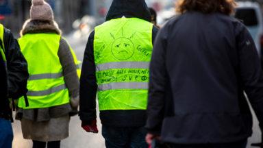"""Les gilets jaunes dimanche à Bruxelles pour dénoncer la """"dictature européenne"""""""