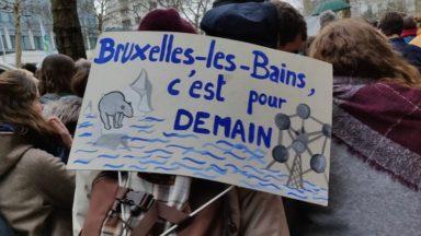 Une chaîne humaine pour le climat a lieu ce dimanche à Bruxelles