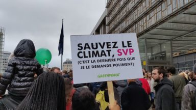 """La Coalition Climat attend des actes """"après quatre années d'inertie"""""""
