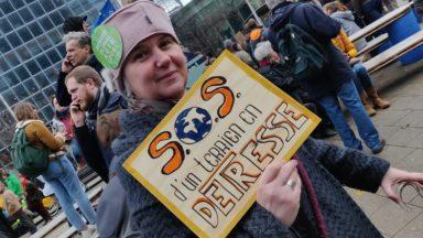 Nouvelle manifestation ce jeudi à Bruxelles, avec le renfort des étudiants du supérieur