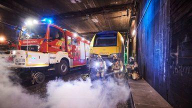 Les pompiers formés à l'environnement du rail