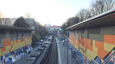 Un corps découvert non loin des rails à Meiser : le trafic ferroviaire a repris