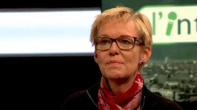 """Karine Lalieux: """"La Belgique rejoint le camp de la Hongrie et de l'Italie"""""""