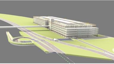Un nouveau parking de dissuasion pourrait voir le jour sur l'actuel site de l'autoroute A12
