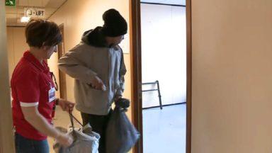 Plan hiver : 250 sans-abris passeront l'hiver au centre d'accueil d'Etterbeek