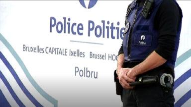 Bruxelles-Ixelles : 596 usagers faibles et plus de 3000 automobilistes verbalisés en juillet
