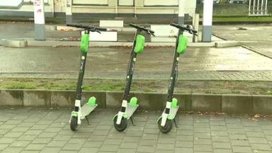 Deux sociétés de trottinettes électriques partagées s'ajoutent à l'offre à Bruxelles