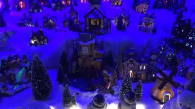 La magie de Noël s'installe à Evere
