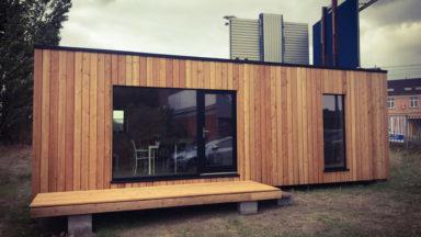 Des logements modulaires pour les sans-abri