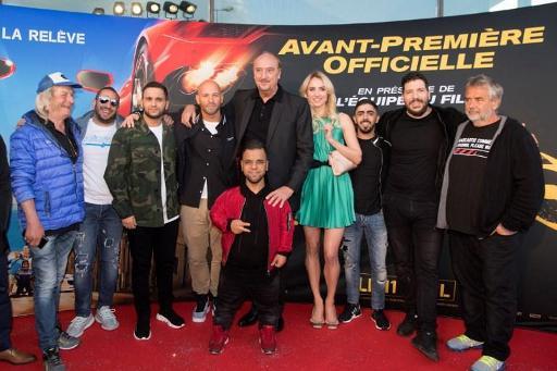Le cinéma français a reçu une grande claque à l'étranger l'année passée