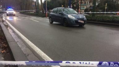 Schaerbeek : une femme et ses deux petits enfants percutés par une voiture boulevard Lambermont