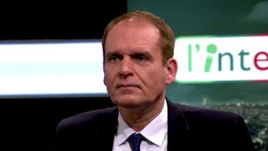 """Alain Destexhe : """"Theo Francken a été un très bon secrétaire d'État"""""""