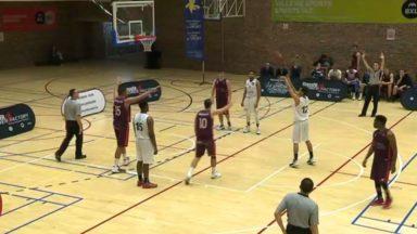 Basket-ball : le Royal IV s'impose de justesse face au leader de D2, Melsele