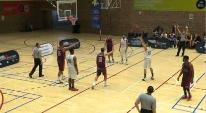 Basket-ball - Royal IV Bruxelles-Melsele