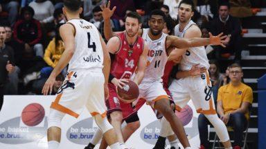 Basket-ball : le Brussels éliminé en demi-finale de la Coupe de Belgique par Anvers