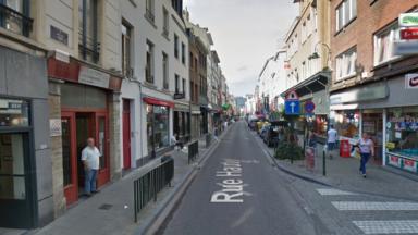 Un blessé léger à la suite d'un incendie rue Haute à Bruxelles