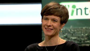 """Cieltje Van Achter : """"Un gouvernement Ecolo-PS-N-VA à Bruxelles ? Tout est possible"""""""