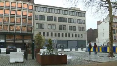 Un nouveau collège jésuite à Anderlecht près de la gare du Midi