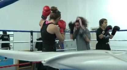 Cours de boxe - Sanae Jah - BX1