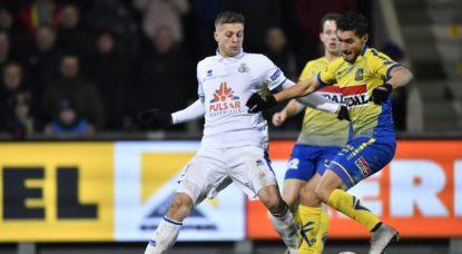 Football - Union Saint-Gilloise Westerlo - Belga Johan Eyckens