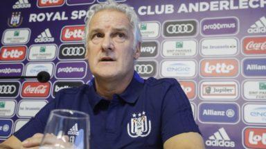 RSC Anderlecht : l'entraîneur Fred Rutten remercié, Karim Belhocine le remplace