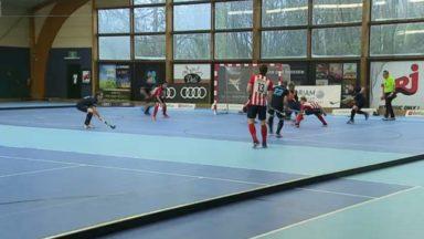 Hockey en salle : les quatre clubs bruxellois en demi-finales chez les messieurs