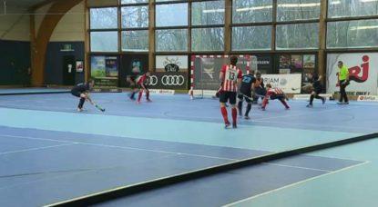 Hockey en salle - Léopold Amicale - BX1 27012019