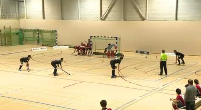 Hockey en salle - White Star Léopold - BX1