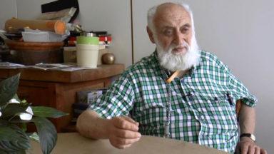 Décès du collectionneur d'art, Isi Fiszman, ce mardi à Uccle
